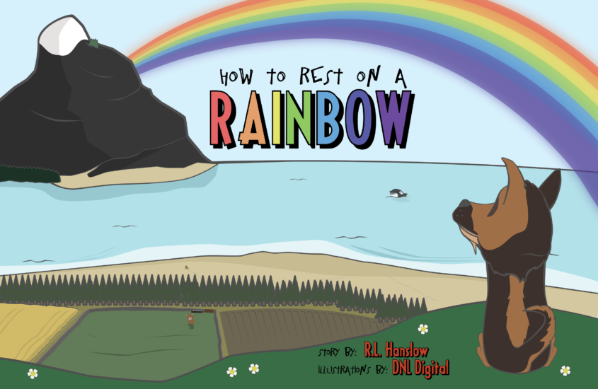 How To Rest On A Rainbow